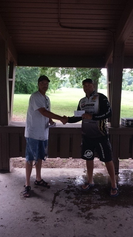 Jeff Clark 5th Place 11.71 lbs
